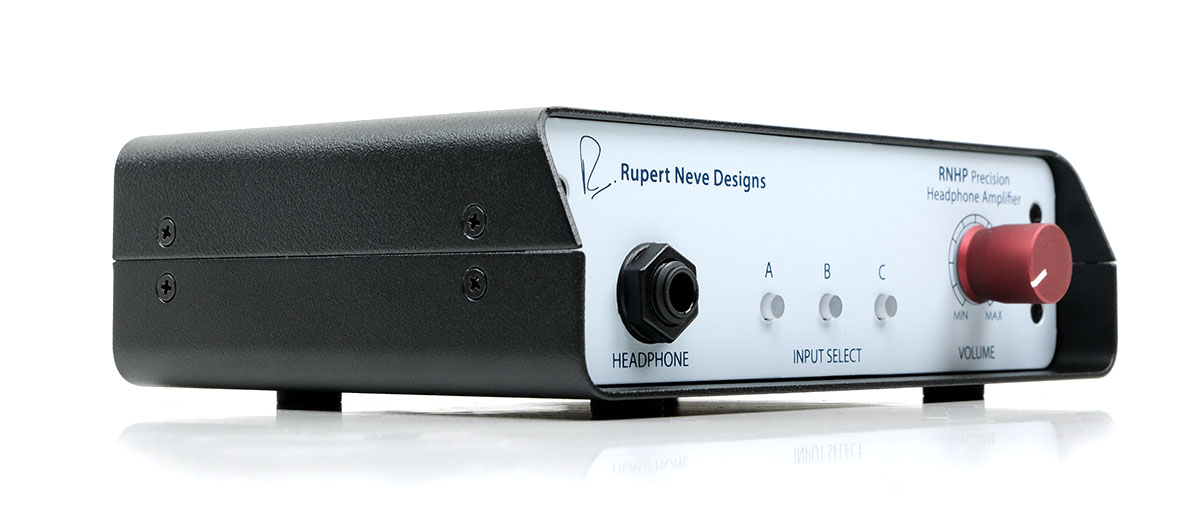 Rupert Neve Designs RNHP - First Contact | Headfonics