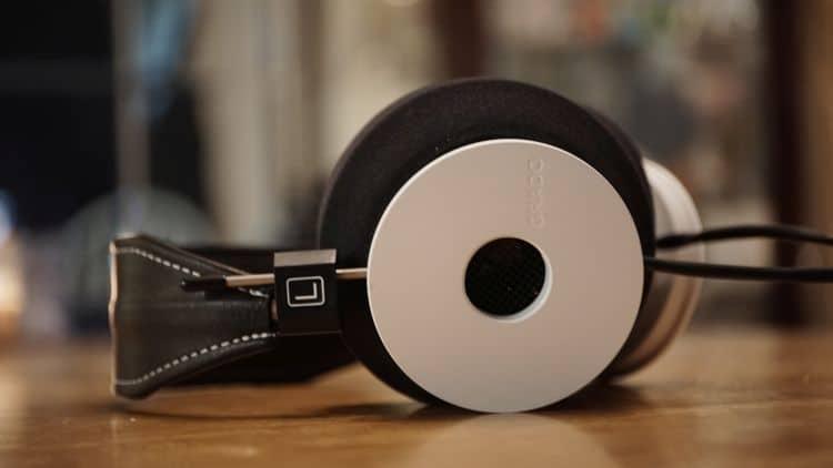 Grado White Headphones