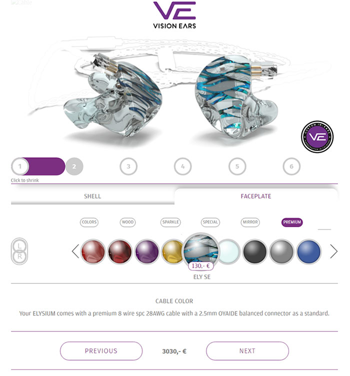 Vision Ears online store