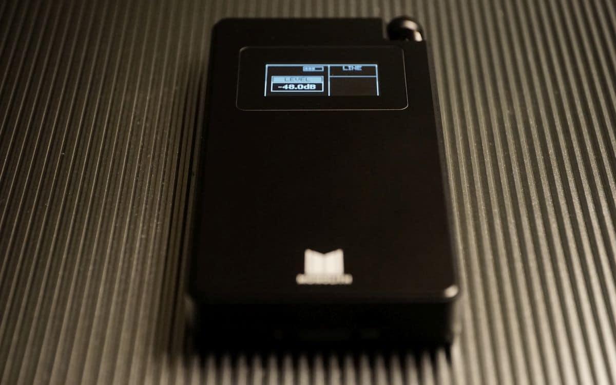 Monoprice Monolith™ THX® Portable Headphone Amplifier and DAC
