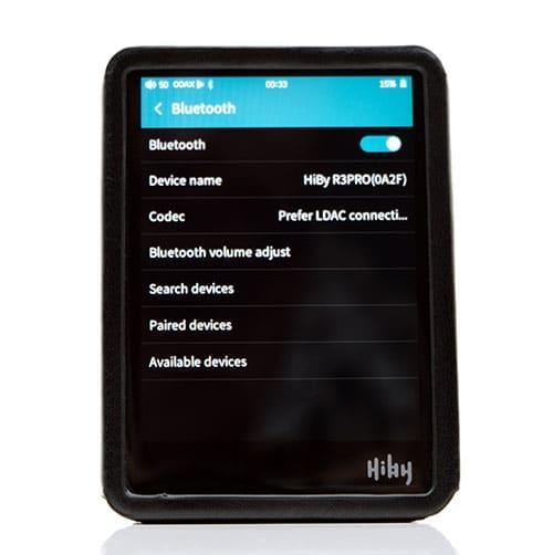 HiBy R3 Pro Bluetooth