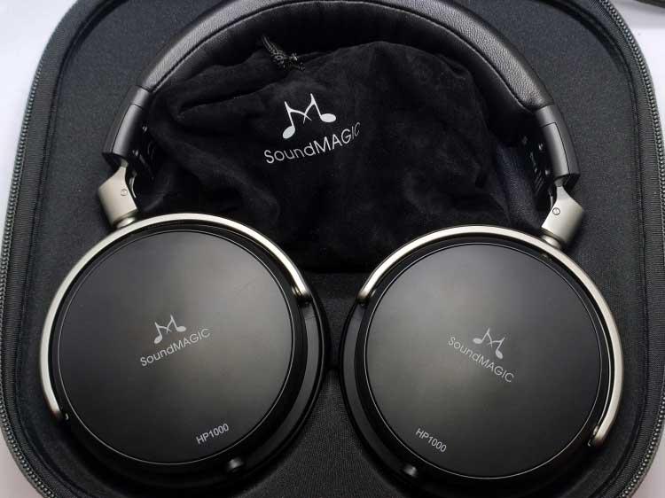 SoundMAGIC HP1000 & Vento P55 v3.0