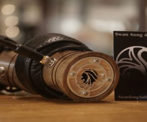 Swan Song Audio Headphones