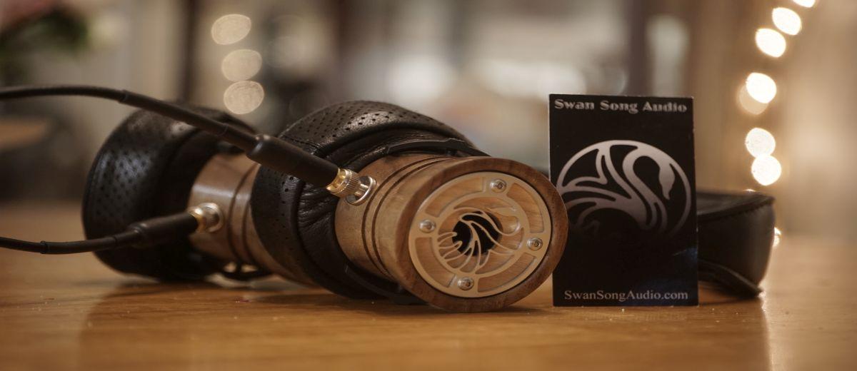 Swan Song Audio Headphones