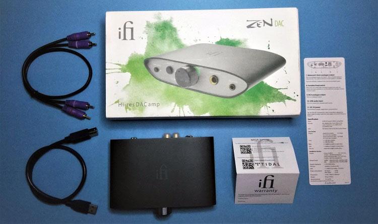 iFi Audio Zen DAC