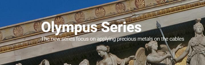 Satin Audio Olympus Series