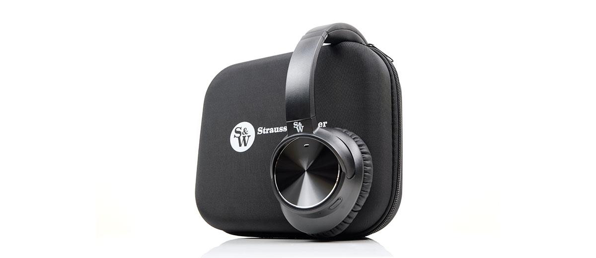 Strauss & Wagner SW-ANCBT501 Review - Wireless Weekend   Headfonics Audio Reviews