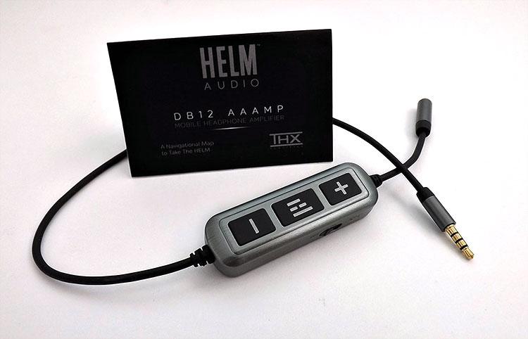 HELM DB12 AAAMP