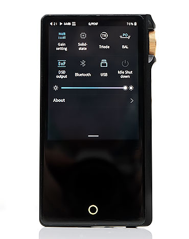 Cayin N3 Pro Media Navigation