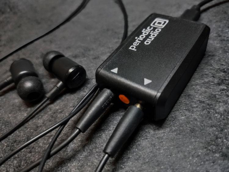 Periodic Audio Nickel