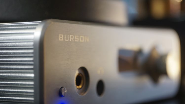 Burson Conductor 3 Performance