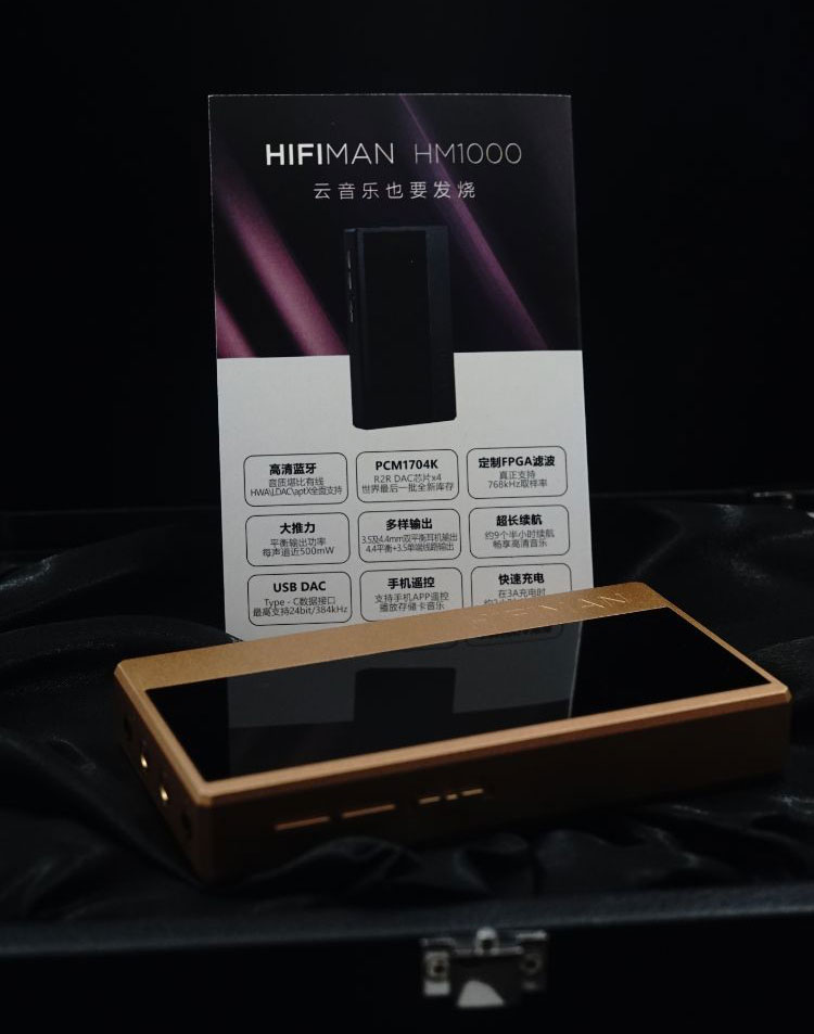 Hifiman HM1000