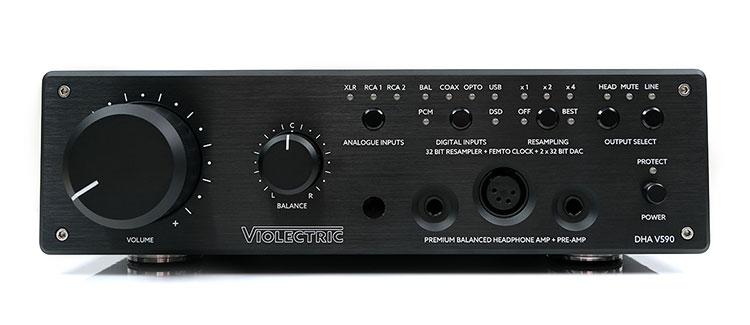 Violectric DHA V590