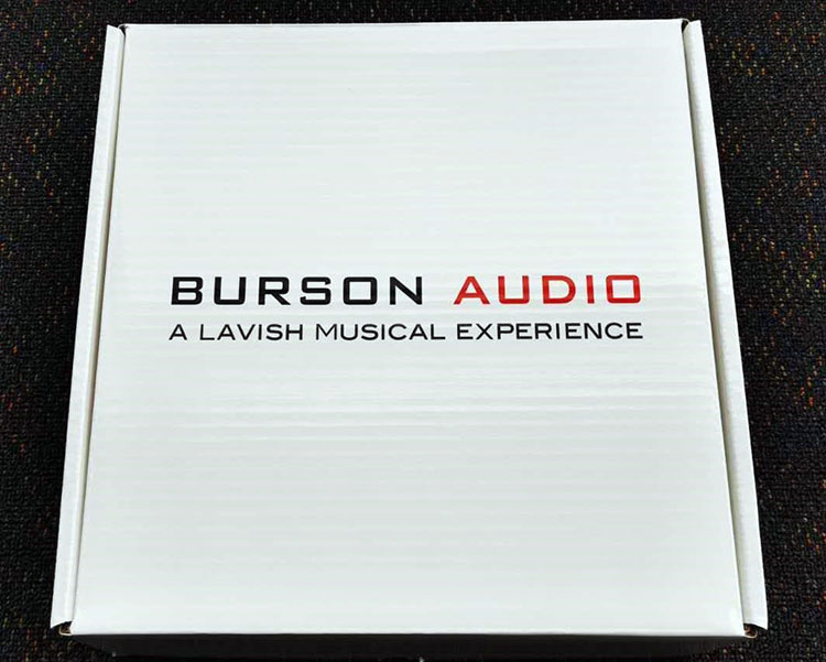 Burson Composer 3X Performance