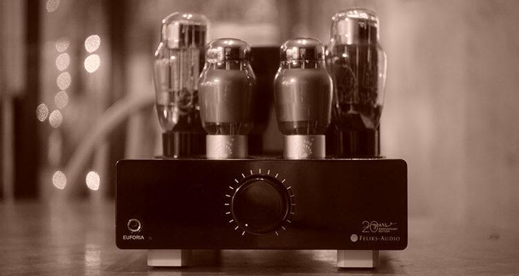 Feliks Audio Euforia 20th Anniversary Edition