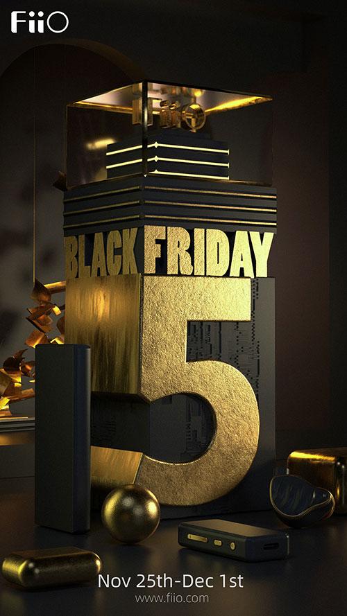 FiiO Black Friday 2020