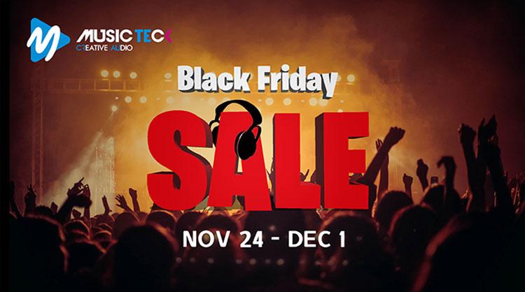 Musicteck Black Friday 2020