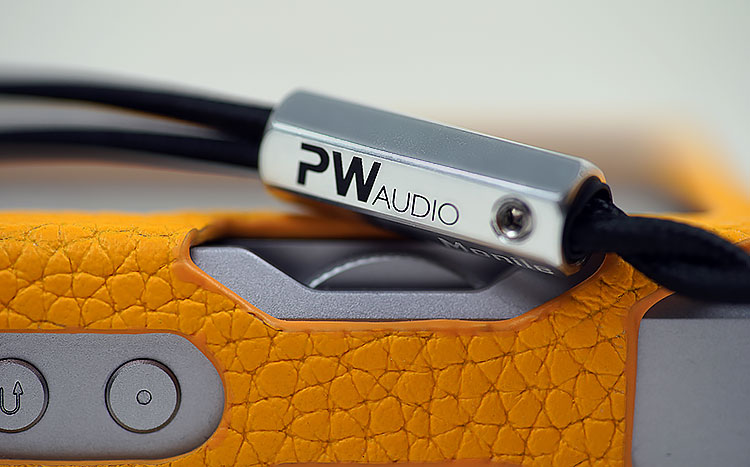PW Audio Monile