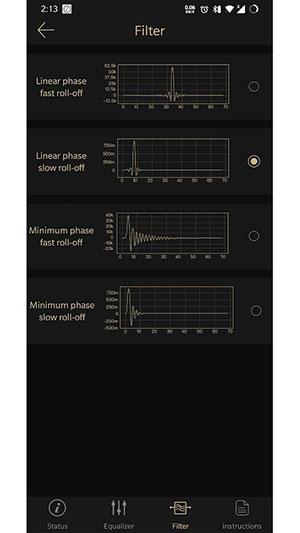 Shanling Controller app