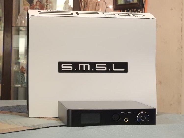 SMSL SP400
