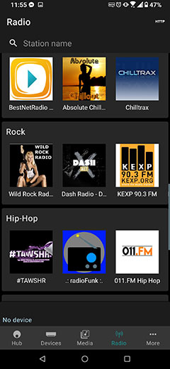 Cambridge Audio StreamMagic Radio