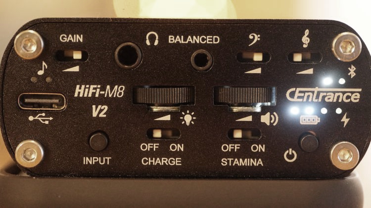 CEntrance HiFi-M8 V2