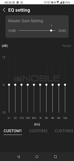 Noble Audio Falcon Pro