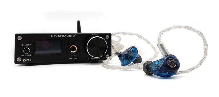 FX Audio D01