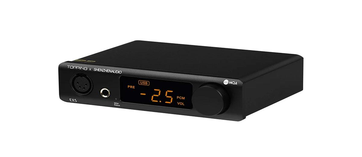 Topping X ShenzhenAudio EX5