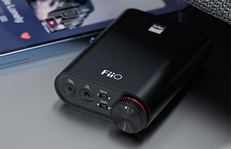 FiiO New K3